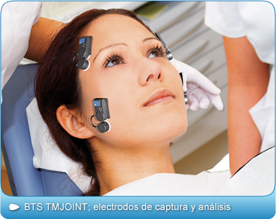 BTS TMJOINT, electrodos de captura y analisis